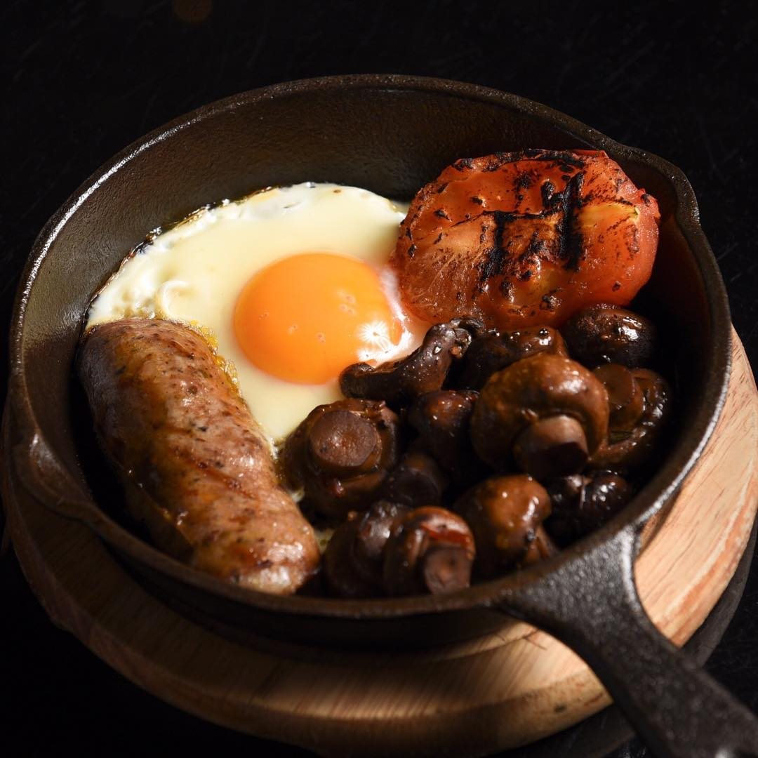 The bottomless brunch at Gaucho