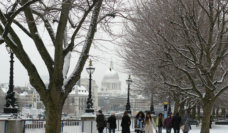 london-winter