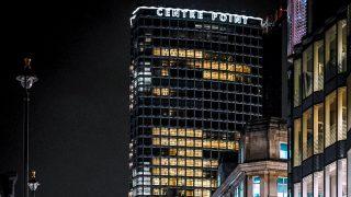 Centre Point Letters Lights