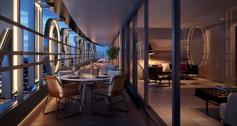 Centre Point Penthouse