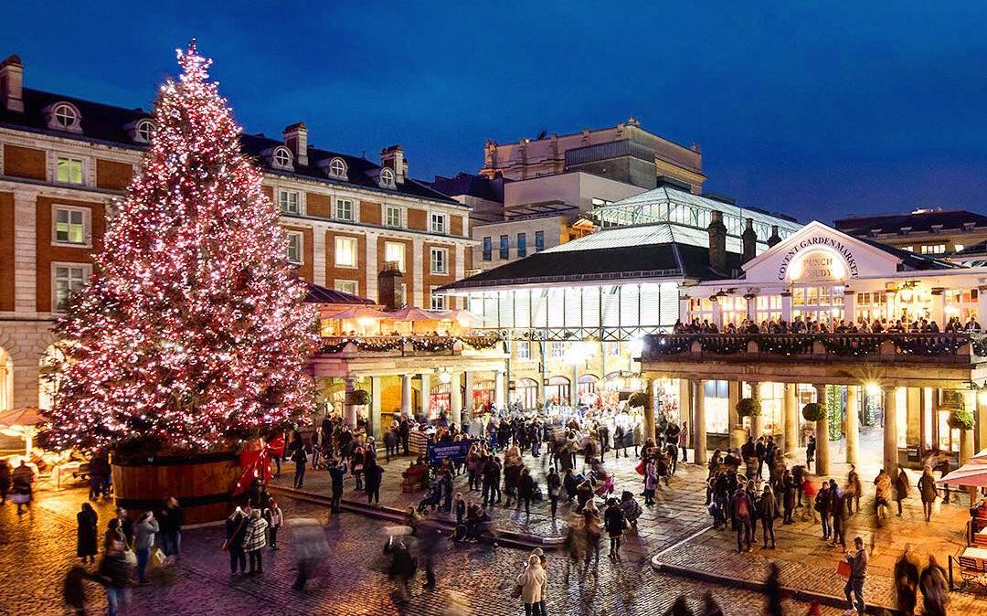 Covent Garden Christmas Lights And Events 2019 [Full Guide +