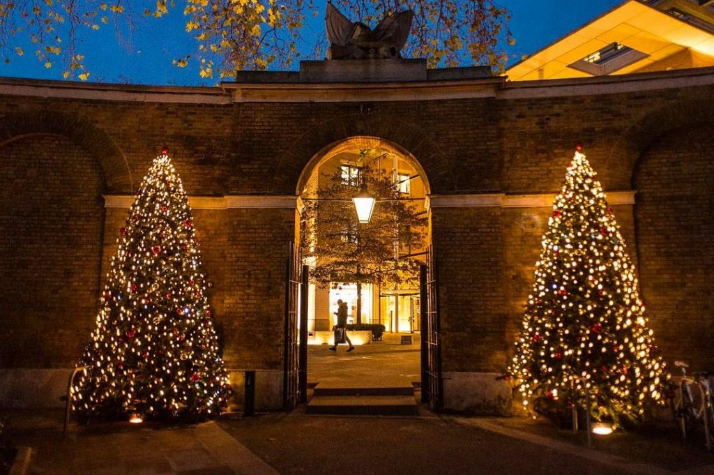 20 Places To See Christmas Lights In London 2019