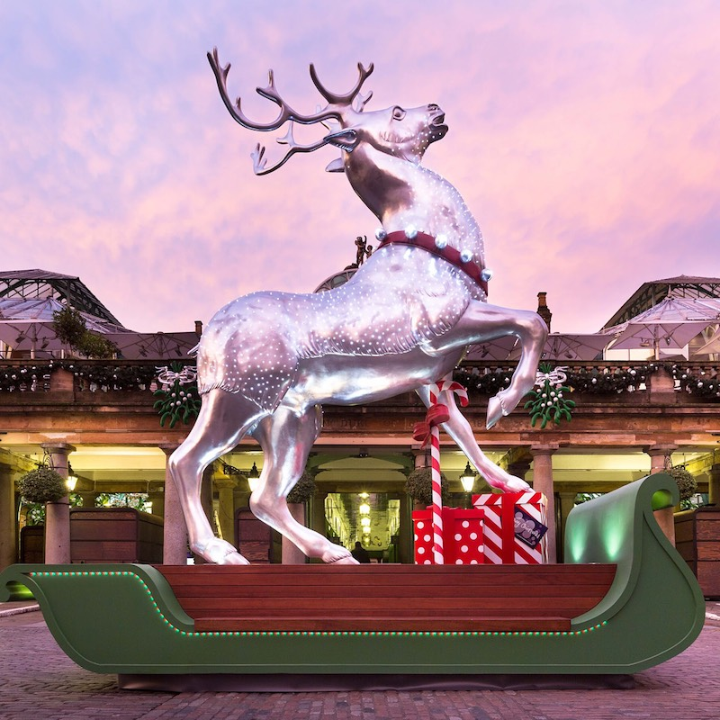 Covent Garden Reindeer