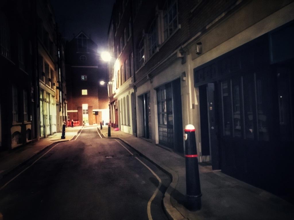 Little Quiet Restaurant London