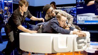 Network London National Theatre Bryan Cranston