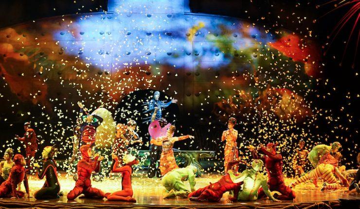 Cirque du Soleil OVO London