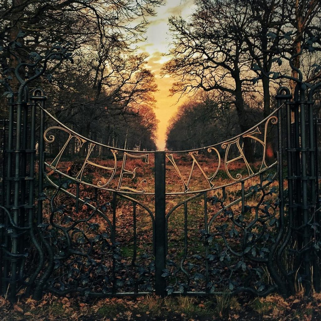 The Way Gates Richmond Park