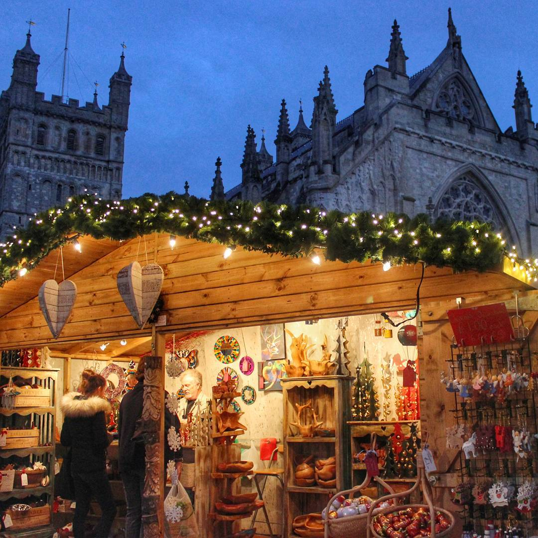exeter-christmas-market