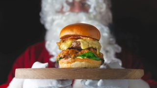 Hawksmoor Christmas Burger Recipe