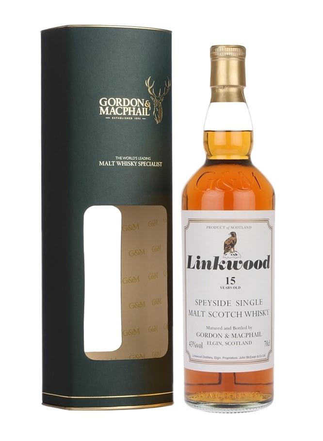 Linkwood 15 Years Old