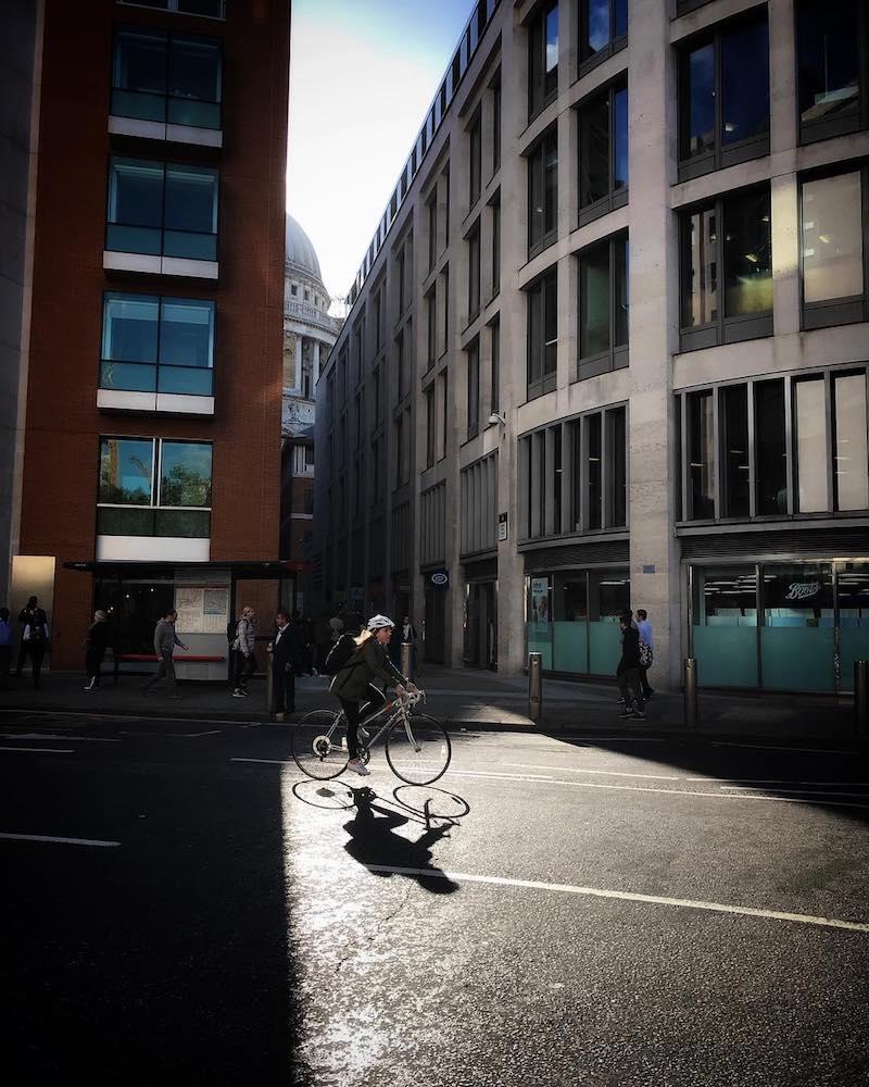 London lifestyle instagram