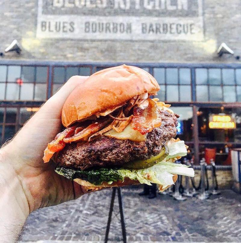 London sandwiches Instagram account