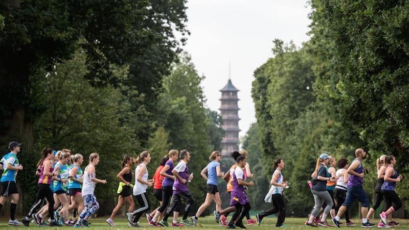 London Half Marathons: Richmond Runfest