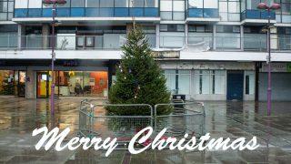 Sad Christmas Card 1