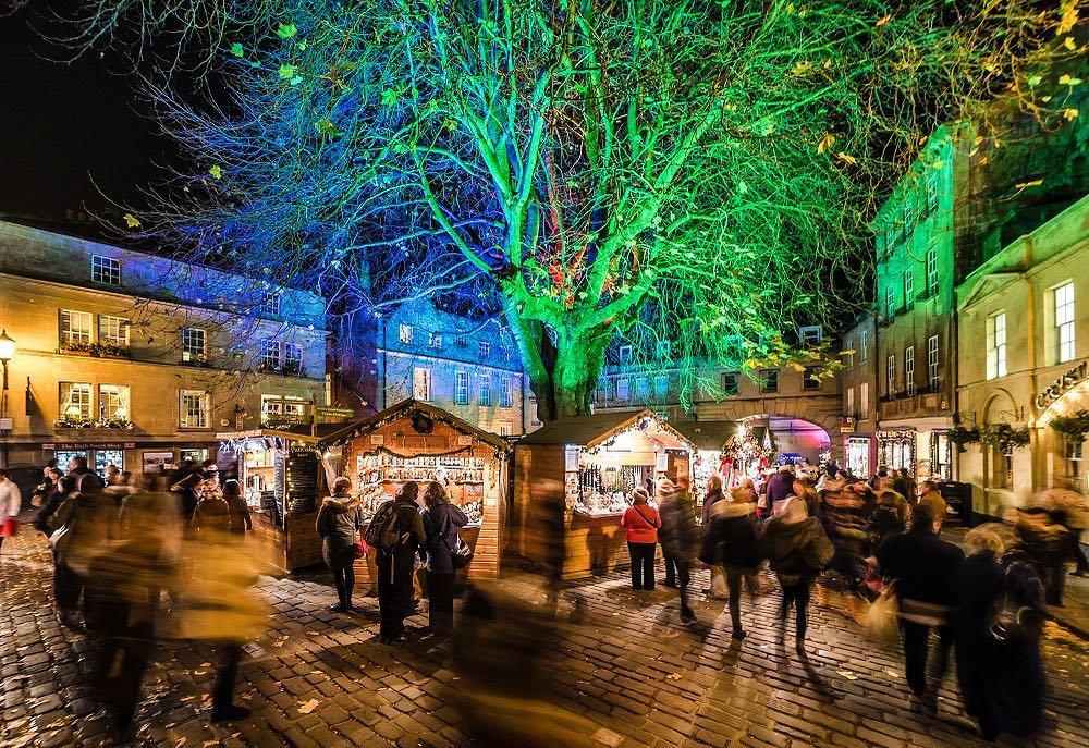 UK Christmas markets