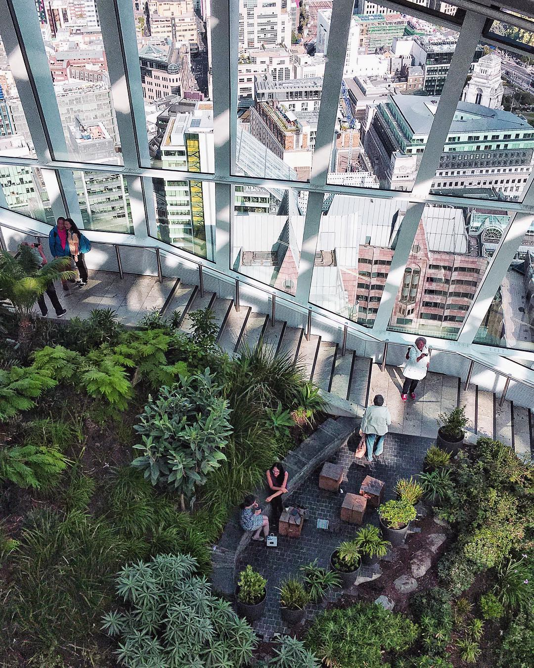59bba35a93e4a Sky Garden, London: How To See Free Views Of The City From The Top ...