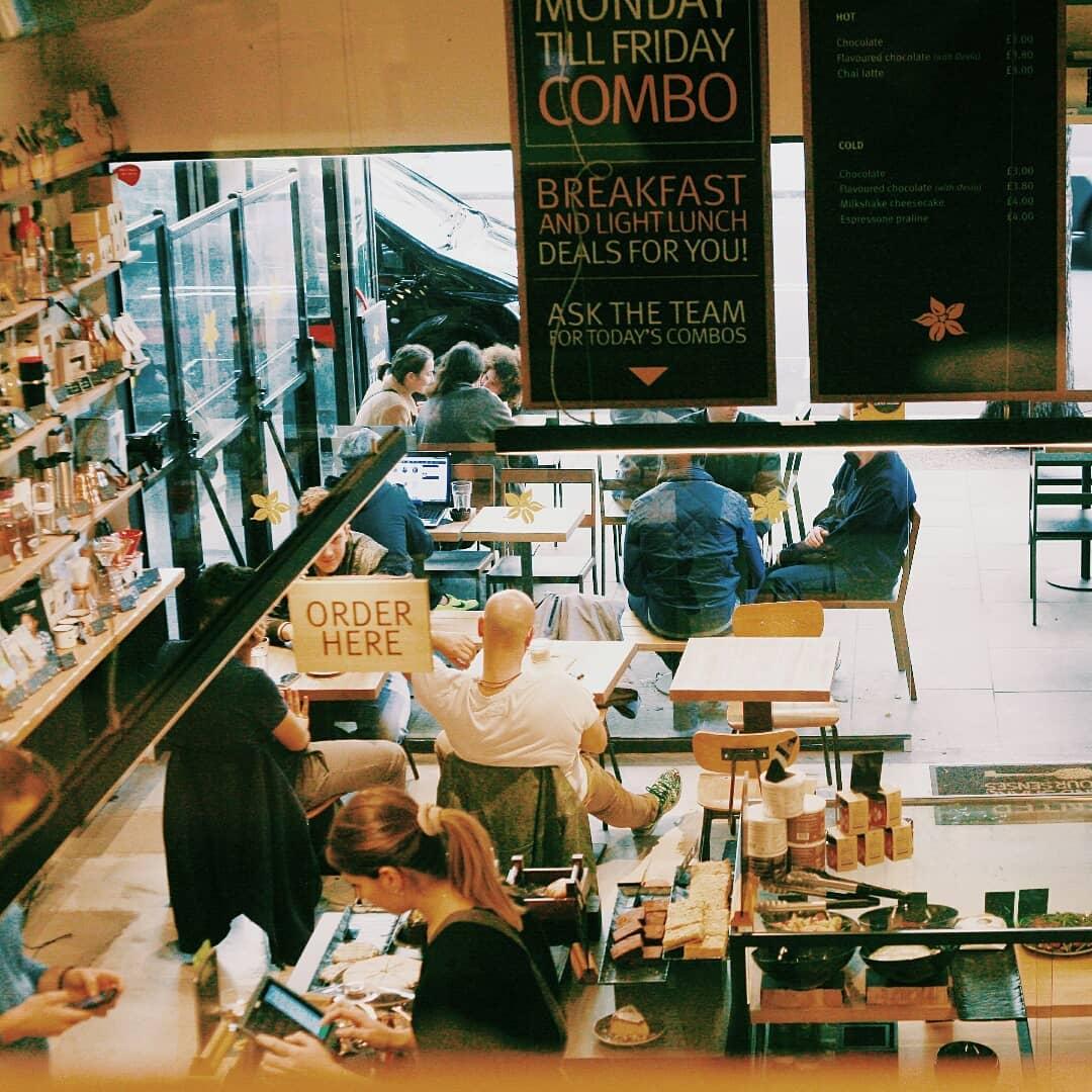 The Best Coffee Shops In Covent Garden Secret London