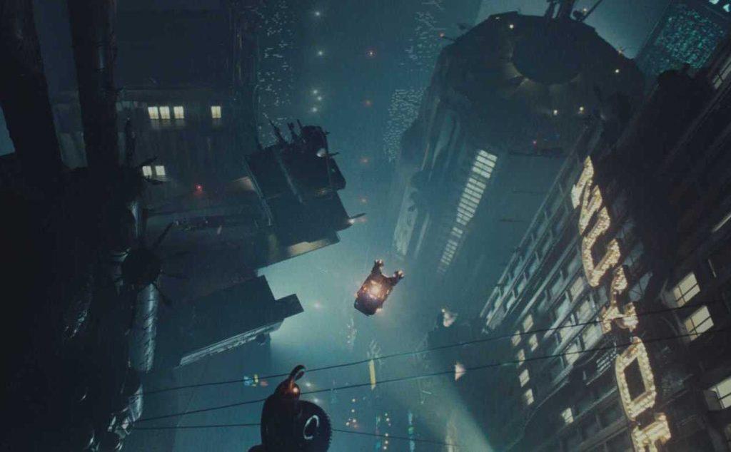 Blade Runner Secret Cinema