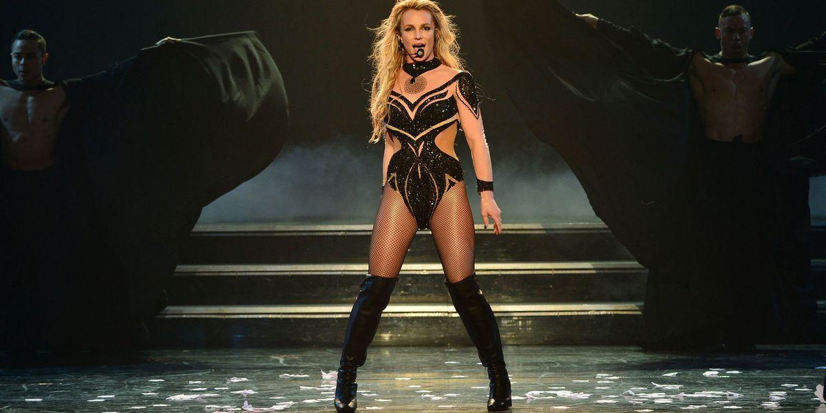 Britney London O2 Tickets