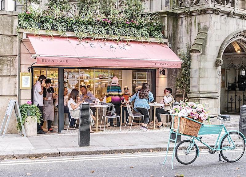 Coffee shop Elan London