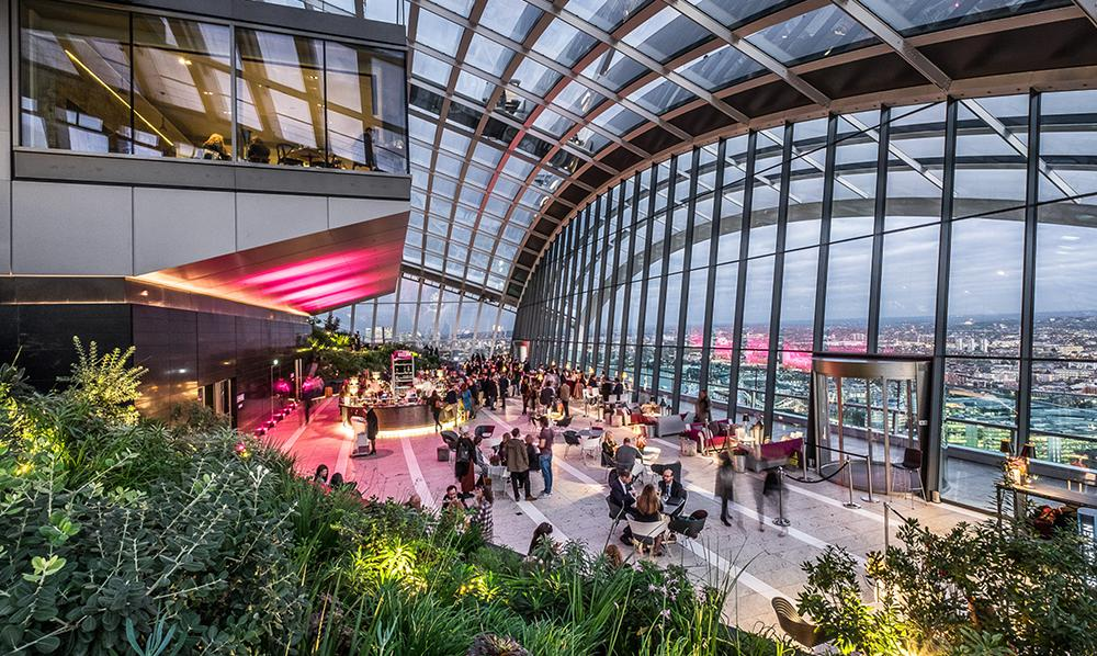Image result for sky garden london