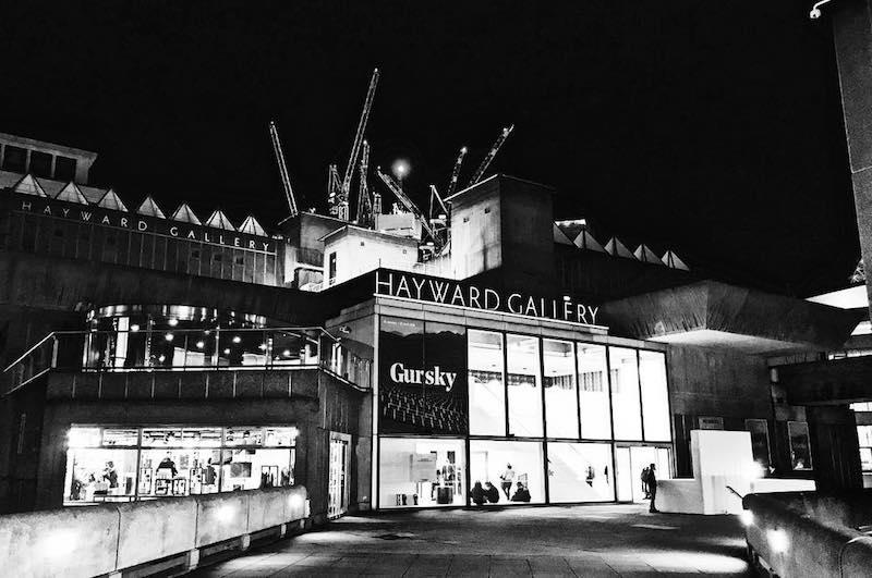 Hayward Gallery Southbank Centre