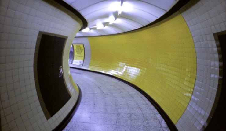 London Underground Tube Treasure Hunt