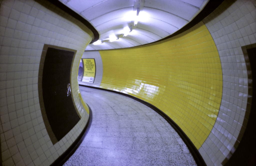 London Underground Tube Treasure Hunt