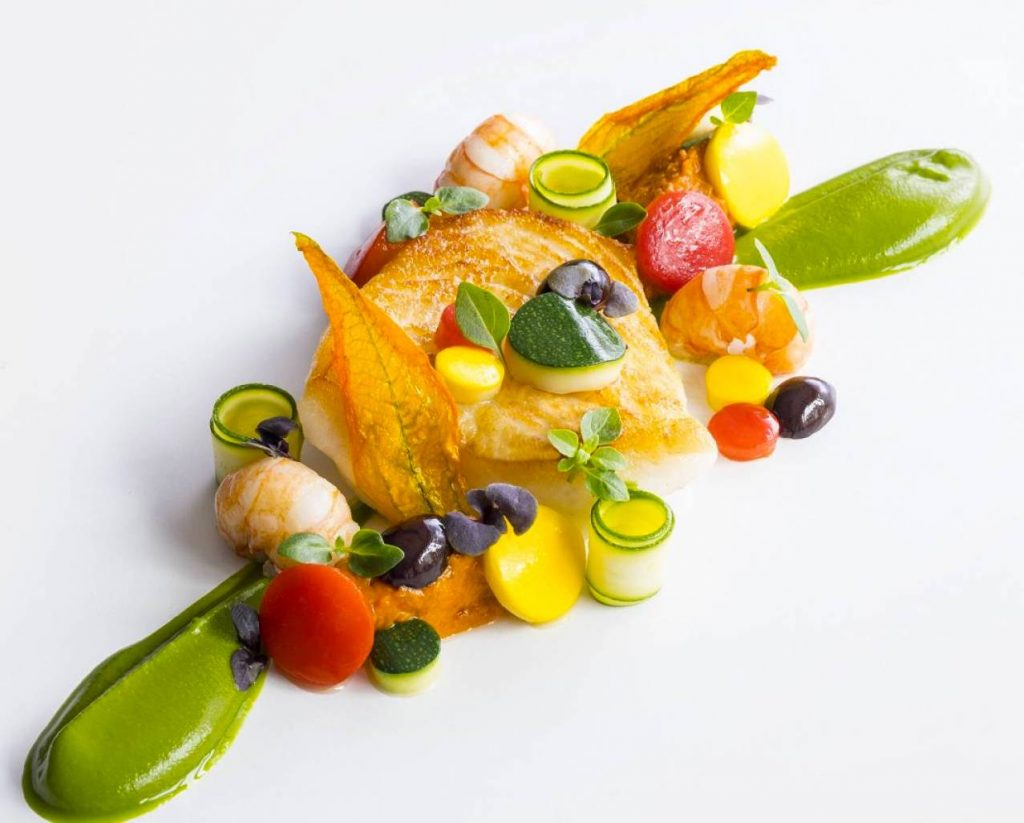 Michelin Star restaurants London - Gordon Rasmay