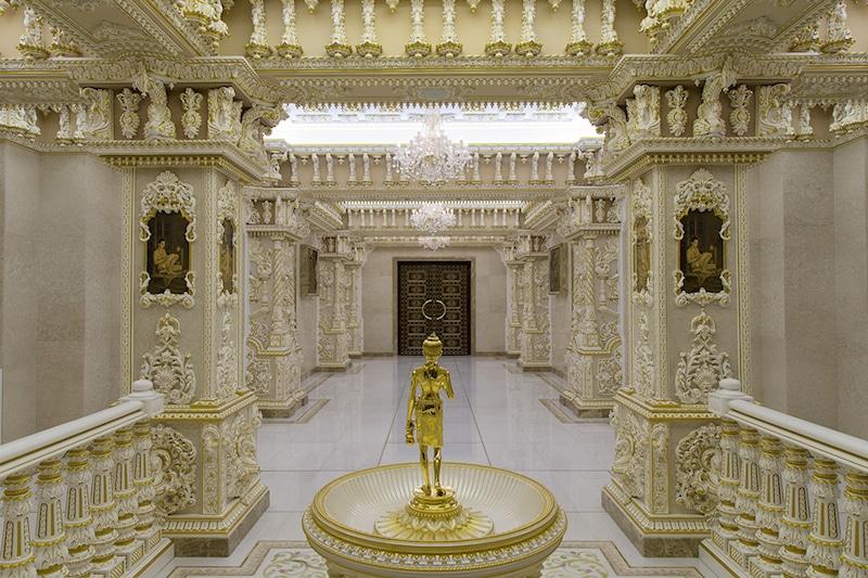 The Neasden Temple: Inside The Beautiful BAPS Shri