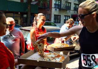 Pizza Run London 5k