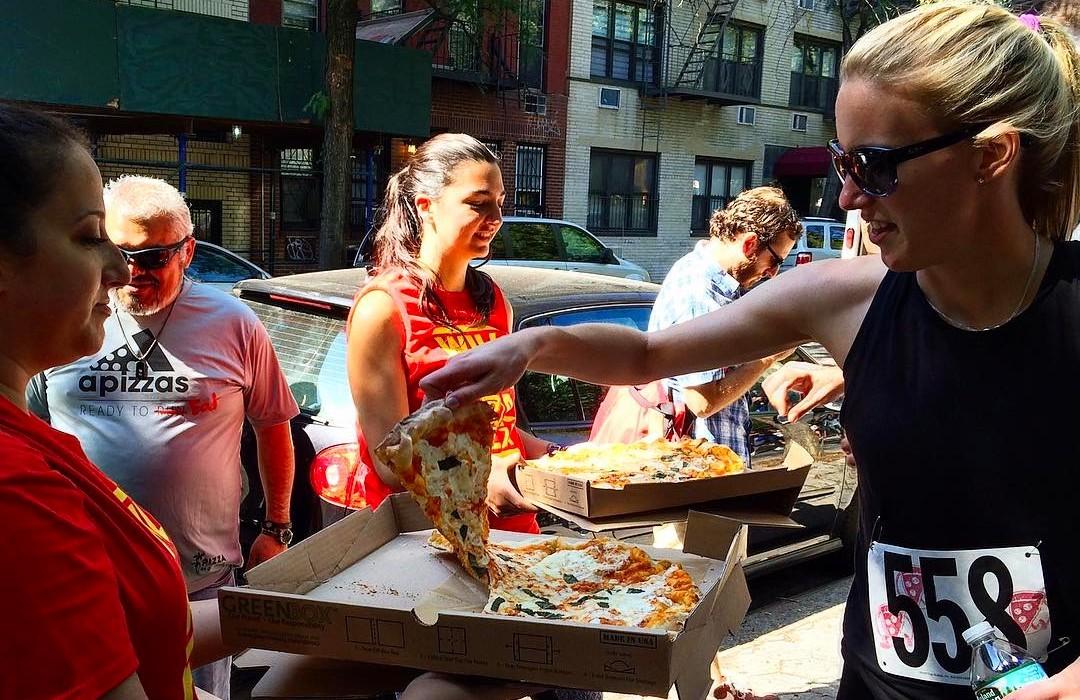 Pizza Run London 5k