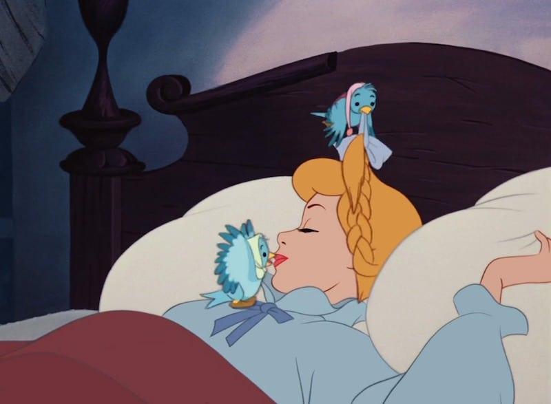 Sleeping Disney