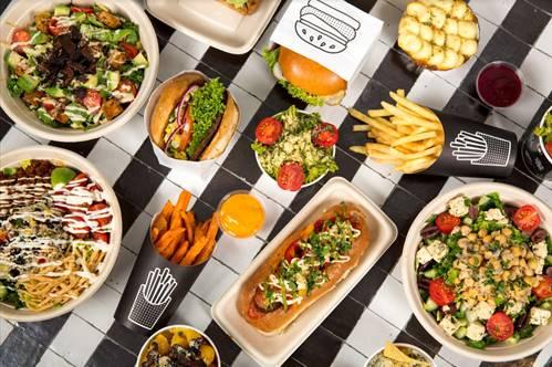Vegan restaurants