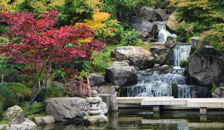 garden Kyoto japanese