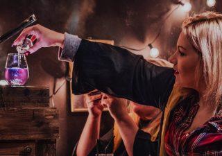 Cauldron Magic Cocktails