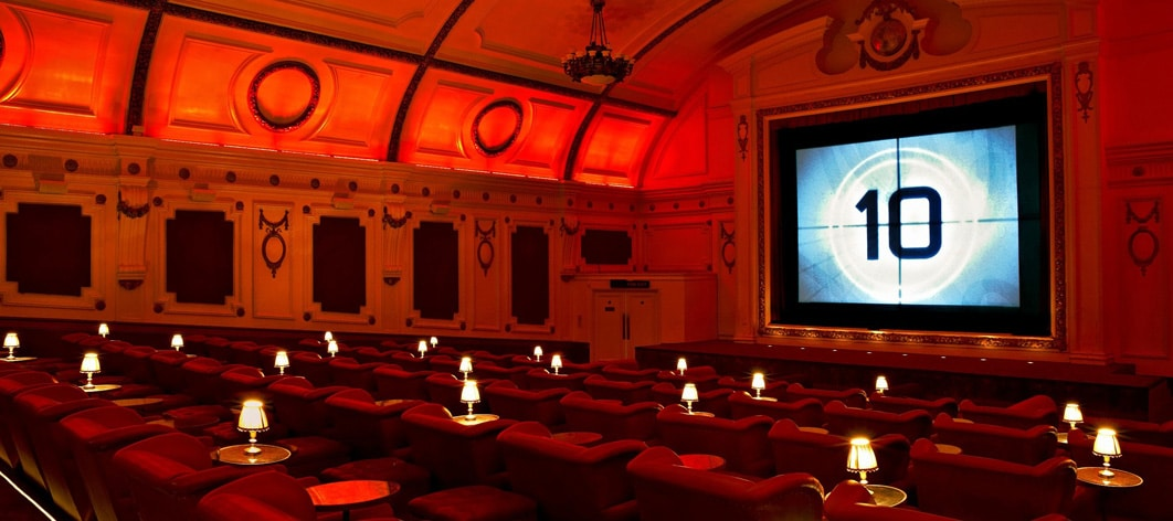 Electric Cinema London The Luxury Cinema With Double Beds Armchairs