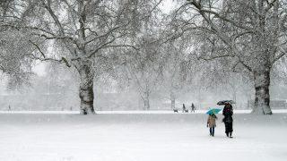 Snow Forecast London