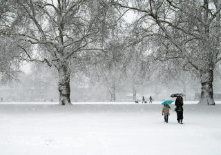 Snow Forecast London
