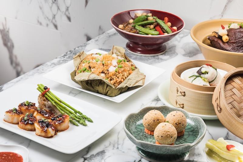 Yauatcha Chinese Restaurant