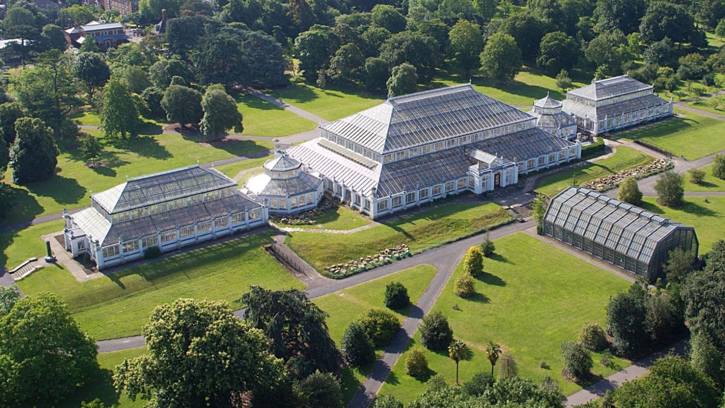 areial-view-temperate-house
