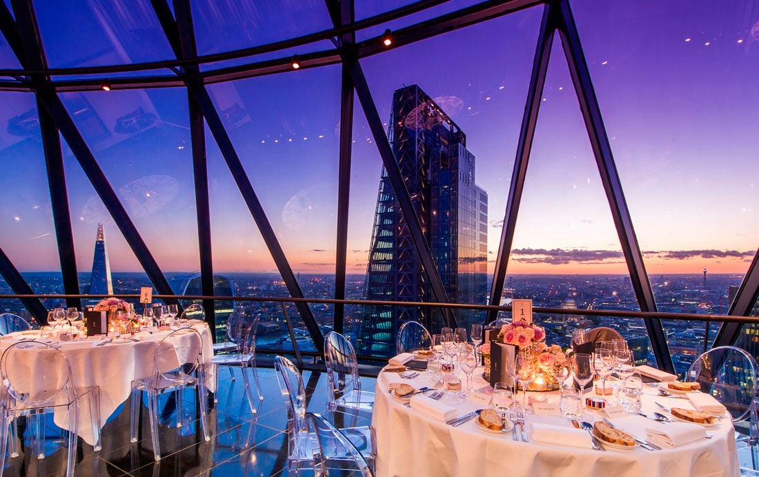 24 Places To See Stunning Panoramic Views Of London