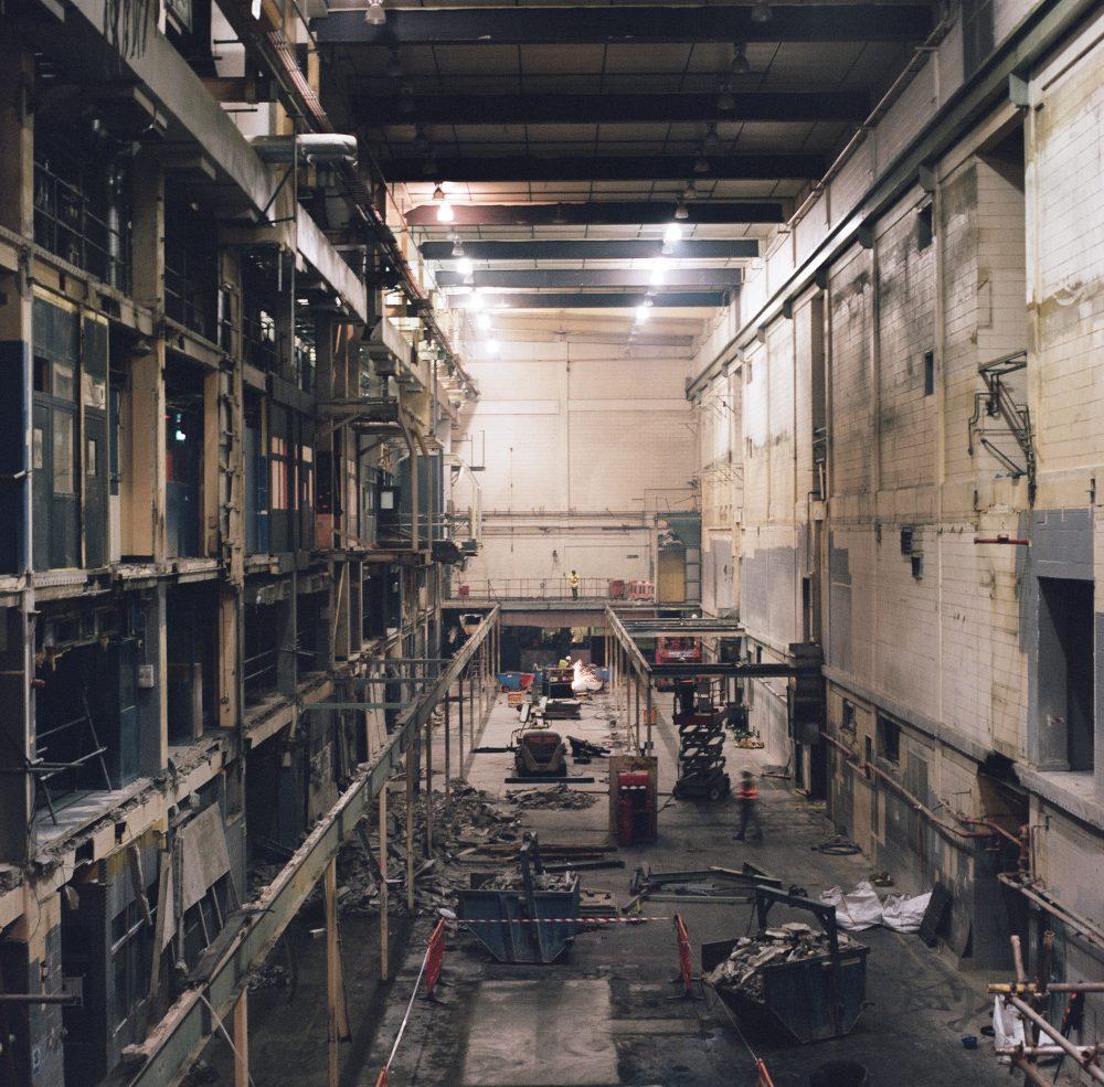 Printworks-building