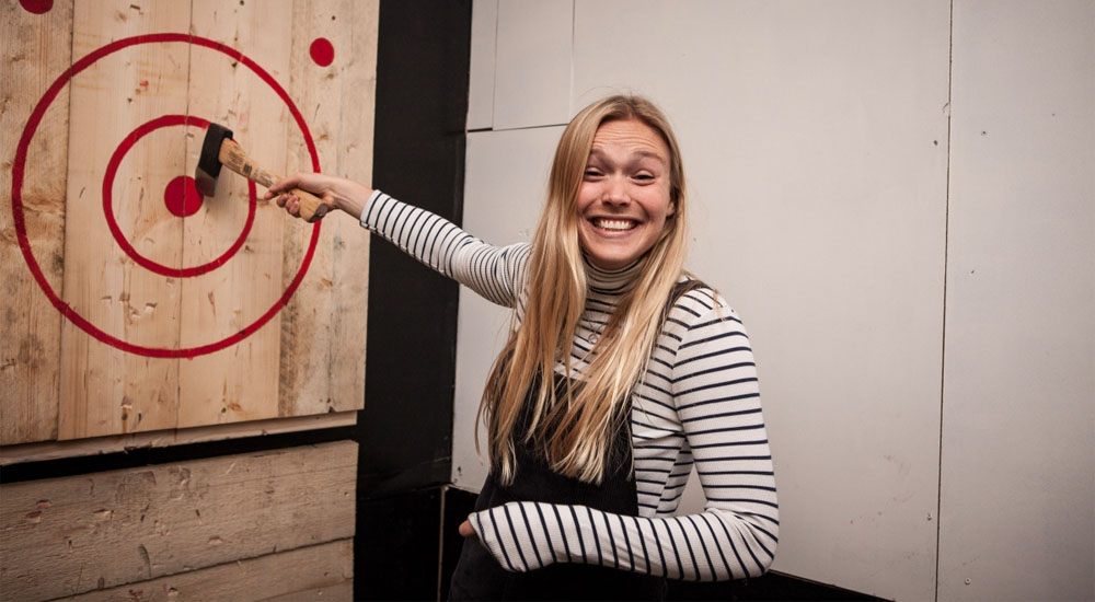 Axe Throwing London