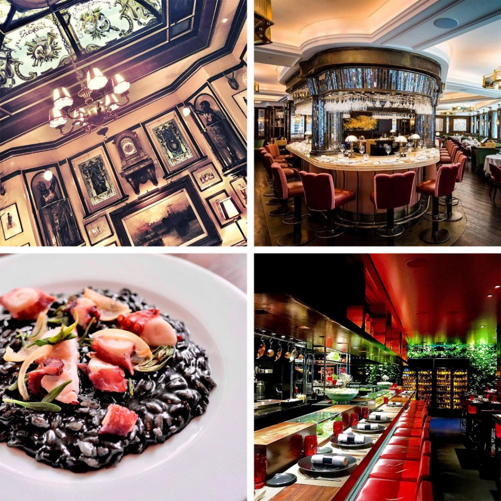 Best Covent Garden restaurants