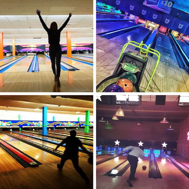 Bowling Alleys In London