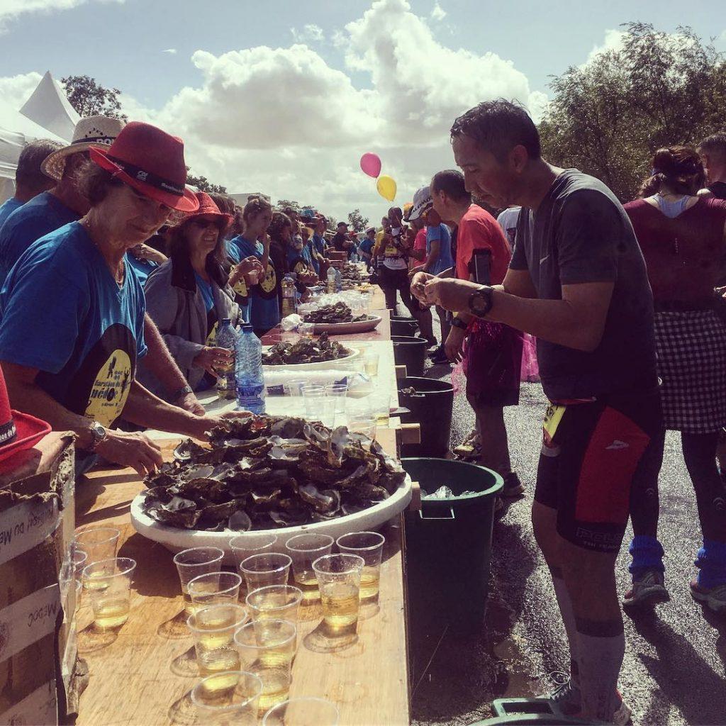 Cheese and wine marathon