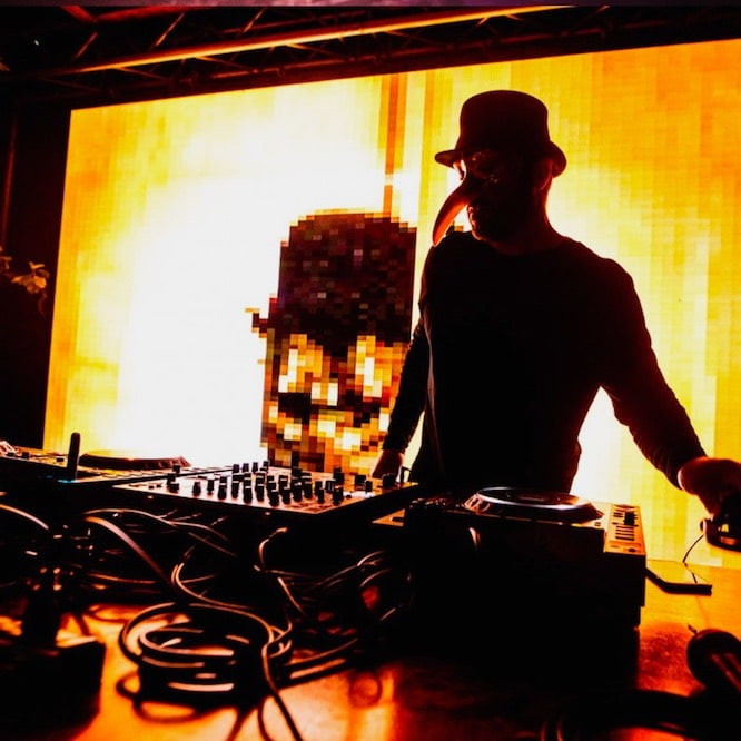 Claptone DJ