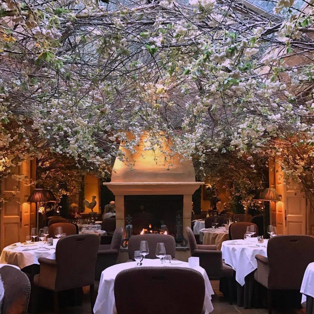 Covent Garden restaurants Clos Maggiore