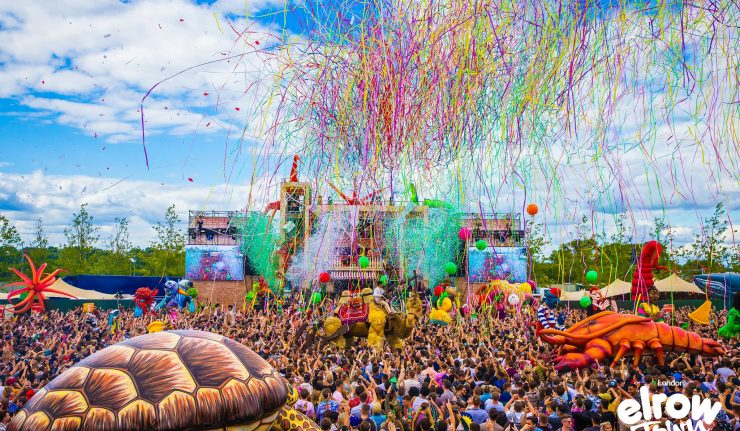 Elrow London Tickets Fatboy Slim
